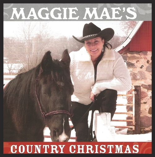 Maggie Maes Country Christmas CD
