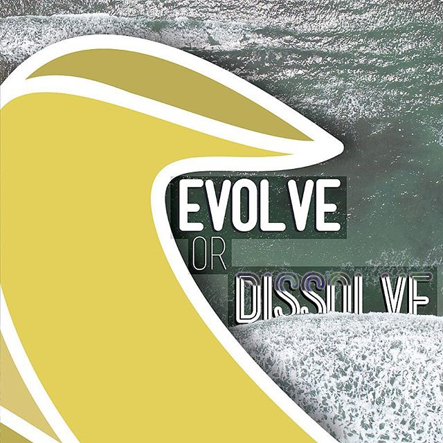 Pick...1 or 2. 👇 1-) Adapt • Evolve • Survive 💪 2-) Resist • Stagnate • Die 😵 . #evolveordissolve #branding101 #brandingagency #marketingconsultants #creativeconsultants #brandingdesign #instacollage #aerialphoto #mixedmedia #evolveordie #adaptordie #evolvewithus #evolucionaconnosotros #notjustagimmick #jagbranding #jag #jagbrandingec #bananapeel #lamarcacreativa #dronephoto #dronephotography #djiphantom4pro #djiphantom #djiphantom4 #graphicdesign #adobeillustrator #photoshop #creativitymatters #dontstagnate #quoteoftheday