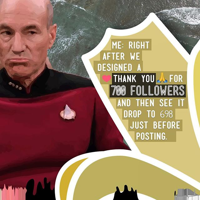 😒 Post it anyway. #amiright ? 😏 . #whocares #justpostit #patrickstewart #jeanlucpicard #engage #700followers #thanksyou #notjustagimmick #justagimmick #jagbranding #jag #jagec #jagbrandingec #trekkieforlife  #banana #adobeillustrator #photoshop #branding101 #lamarcacreativa #djidrone #dronephotography #lookinthebackground #mixedmedia #graphicdesignstudio #brandingagency #imagetrace #instacollage #dronestagram #earthwithoutartisjusteh