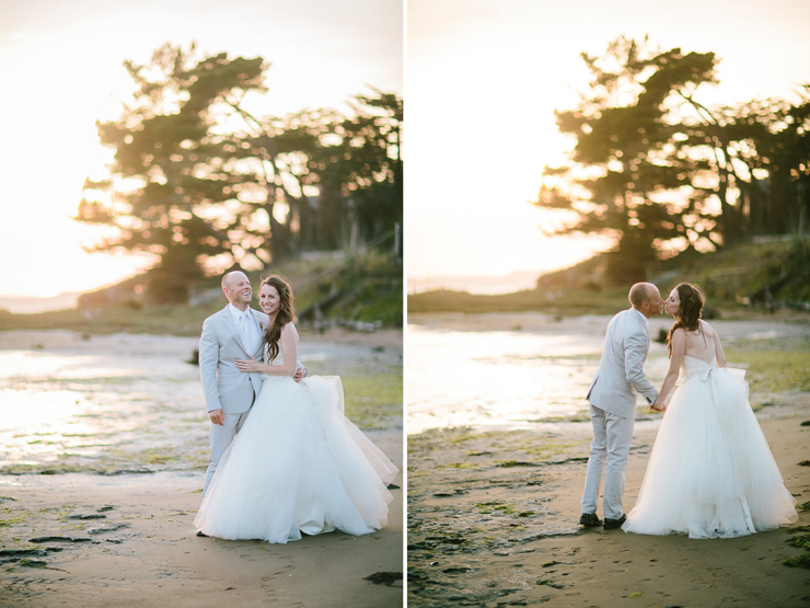 Beach Wedding California