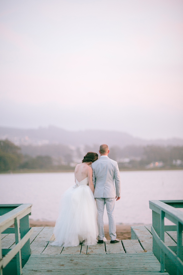 Baywood Park Wedding