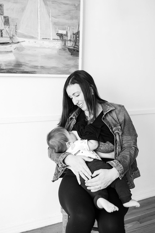 Nadine & Luke, 6 months