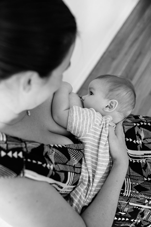 Sheena & Liam, 5 months