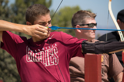 SSO - Archery - Camp Pendleton