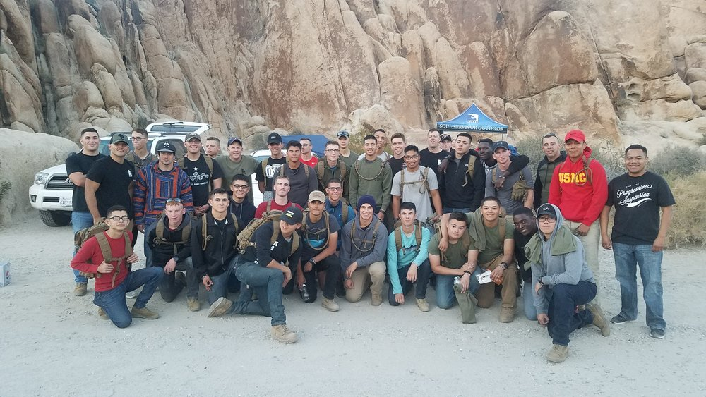 SSO - Joshua Tree - Marine Corps Communications and Electronic School