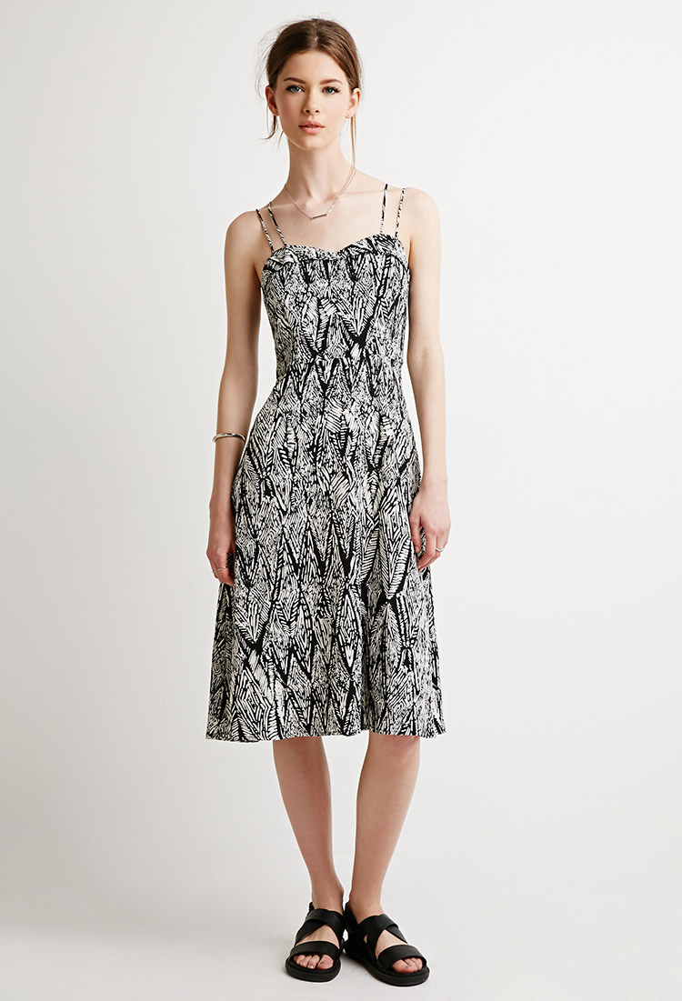 Abstract Ikat Print Dress , $24.90 I'm a fan of ikat print, and this dress looks like an easy one to throw on and go.