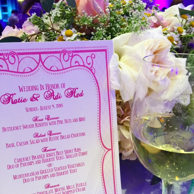 Details from a lovely fairytale wedding we attended at the Four Season Beverly Hills,