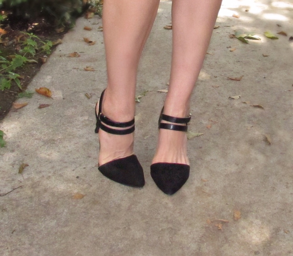 fall shoes black heels