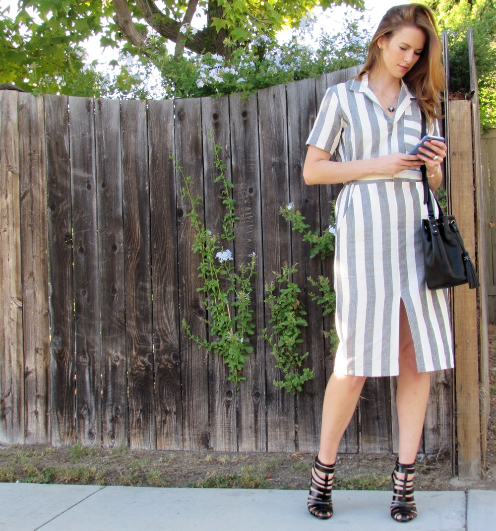 Dress, Shoes, similar bag