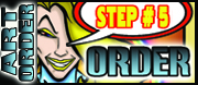 Order art:Step#5 Place Art Order & E-Mail Your Photo