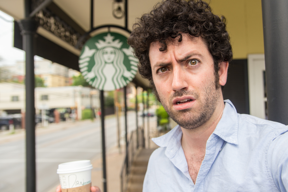 THINGS YOU LEARN FROM SPENDING 18 STRAIGHT HOURS IN A STARBUCKS  - THRILLIST