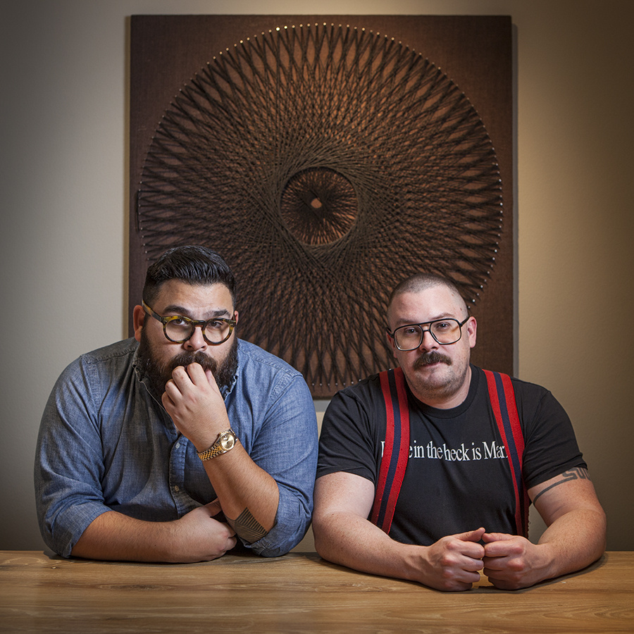L OVE NOW: PROFILES ON THREE LGBT AUSTIN COUPLES  - TRIBEZA