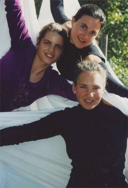 Mystic Groove, our little improvisational dance troupe we were in with Anny Owen in 1997-98