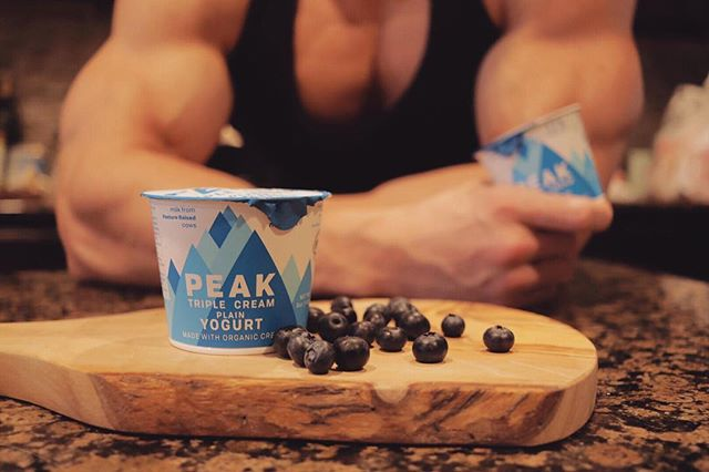 🚀GIVEAWAY TIME: I'm currently obsessed with @peakyogurt and wanted to share the love with you! We are giving away a FREE 12-Pack of this delicious yogurt to one lucky winner. To enter you must: - Follow @peakyogurt and tag your friends in the comment section below! - I will select a winner on Wednesday and send you a private DM - Good luck! Let's gooooo! 💪🏼