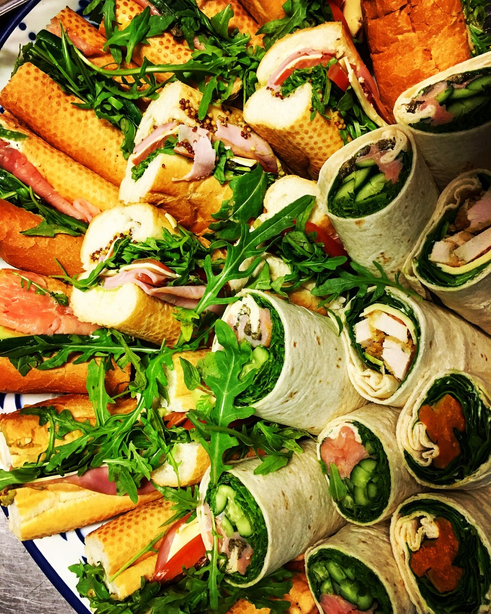 Discover our Catering offers!