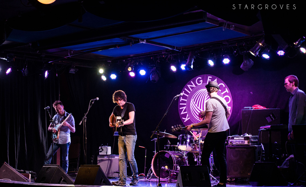 Knitting Factory - Brooklyn, NY