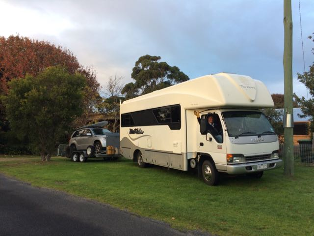 Ian and Moyneen are ready to hit the road. Just in case you were worried fear not, they have packed their 1/2 dome and spikey ball and promise to send us lots of car-reversal roadside stretching photos on their big adventure. The early classes are very quiet without you guys!