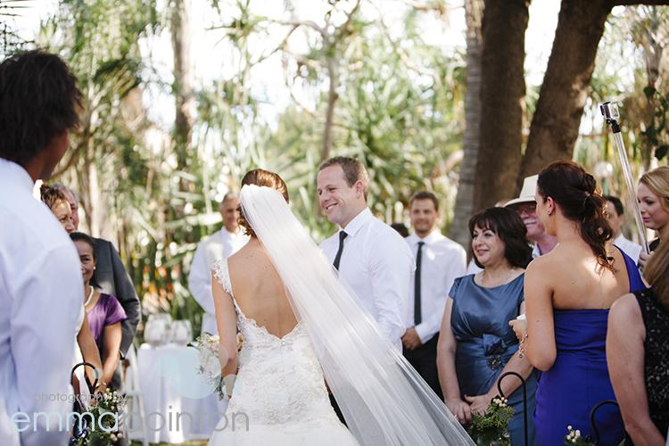 Cable Beach Resort Wedding Photographer