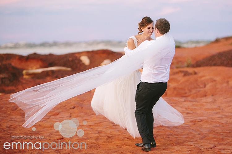 Broome Sunset Wedding Photography