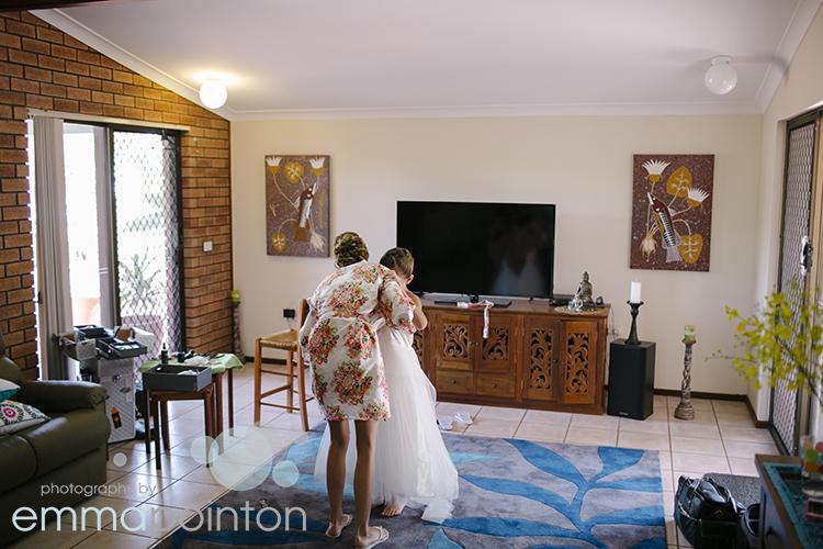 Wedding in Broome