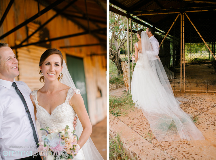 Broome Pearling Shed Wedding Photography