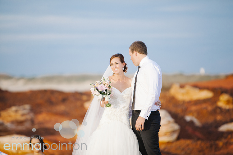 Gantheaume Point Wedding Photos