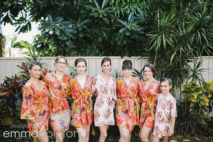 Beautiful Broome Wedding