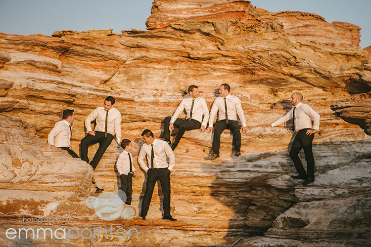 Broome Sunset Wedding Photos