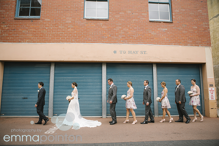 King Street Wedding Photography