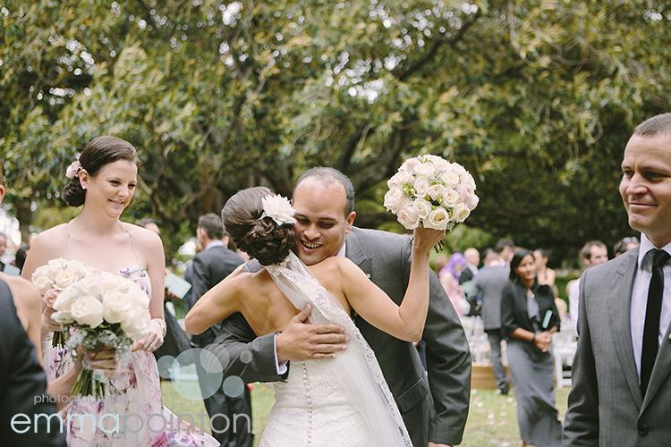 Hyde Park Wedding Photos