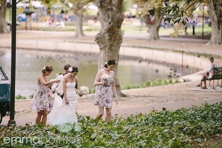 Hyde Park Wedding Photography