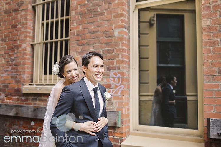 King Street Wedding Photography