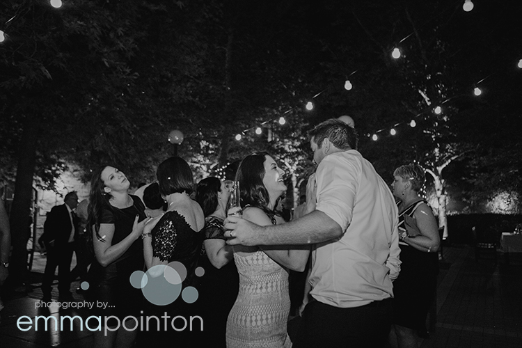 Outdoors Fremantle Wedding