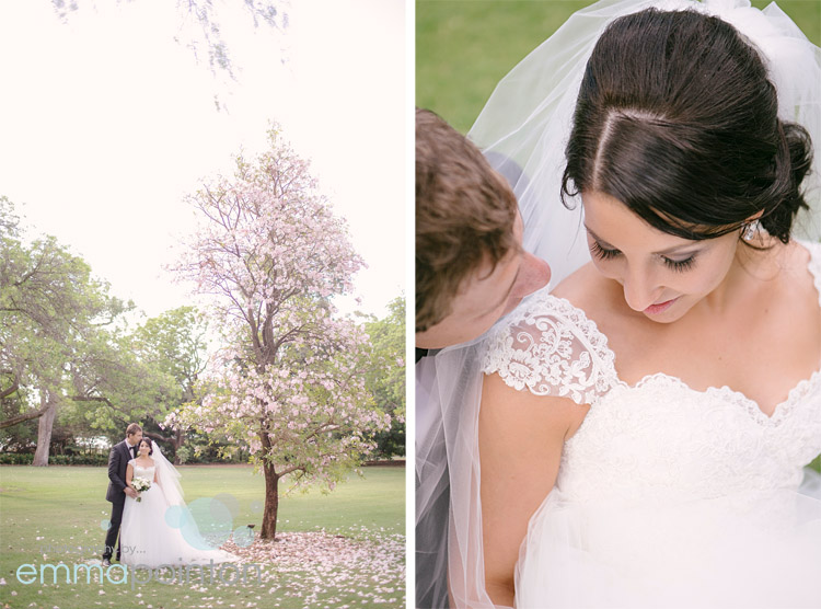 Fremantle Outdoors Wedding