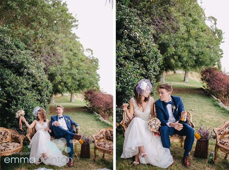 Vintage Wedding Photography Fremantle