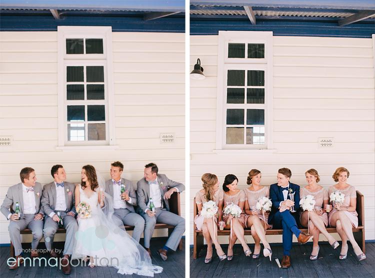 Vintage Wedding Photography Perth