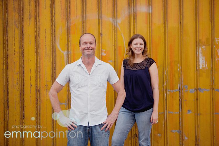 Fremantle Engagement Photography