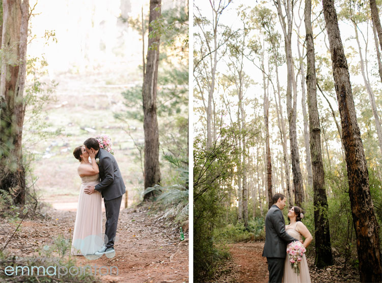 Dwellingup rustic wedding photography