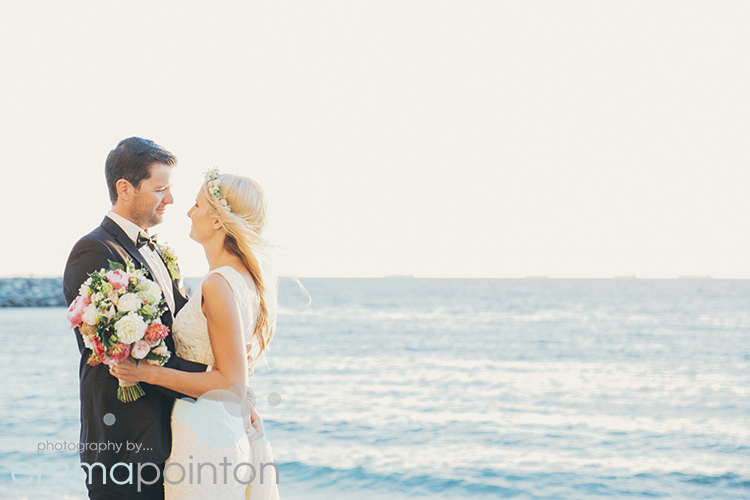Cottesloe Beach Wedding Photography
