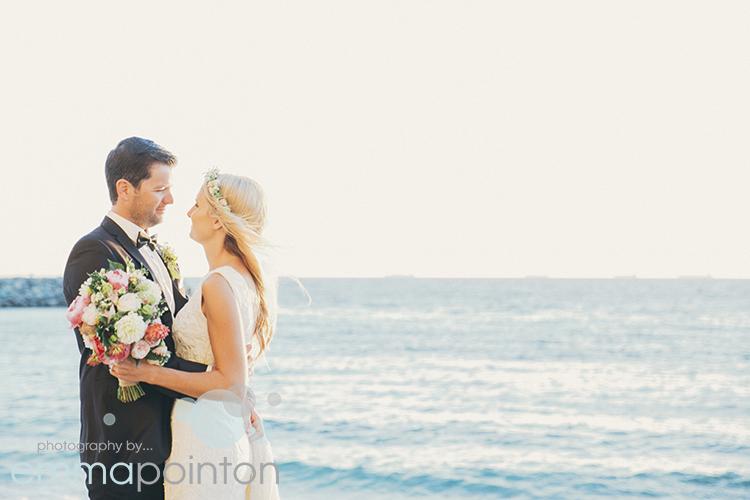 Cottesloe Beach Wedding Photography