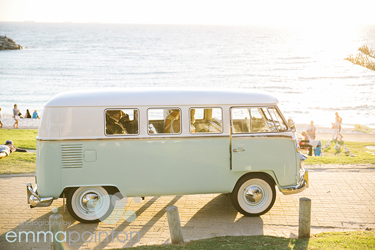 Kombi wedding photography