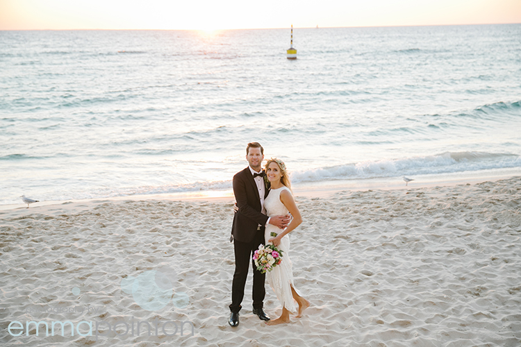 Cottesloe Beach Wedding
