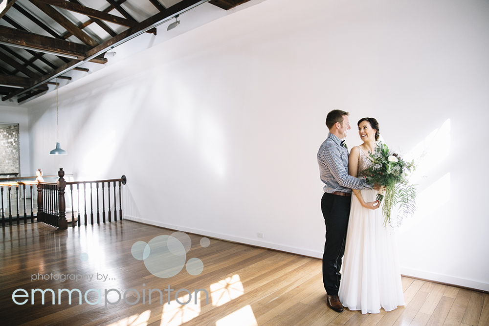 Flour Factory Wedding