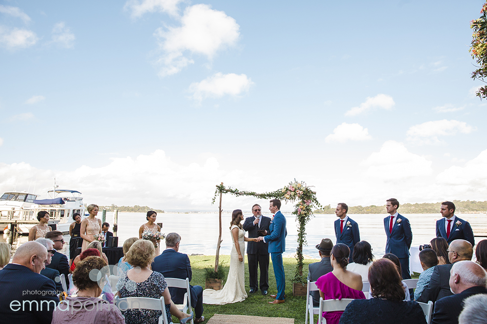 Wedding Arbor Mosman Park