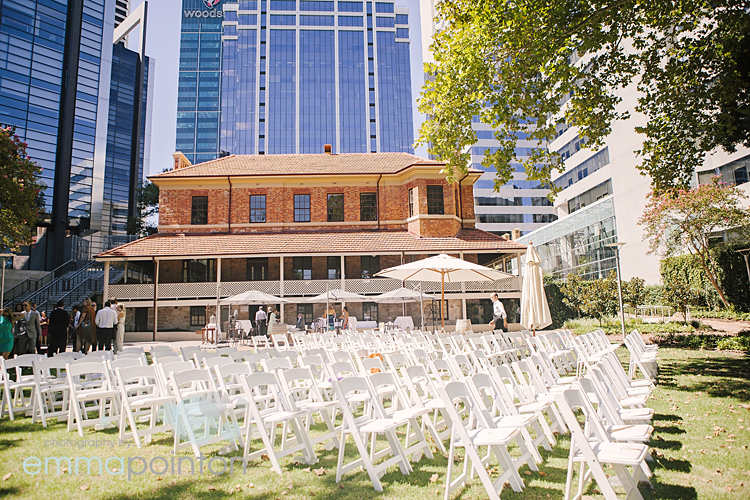 Perth Outdoor Wedding Venues