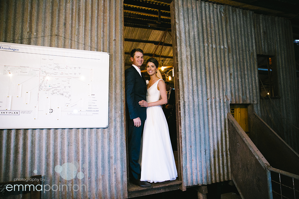 Rustic country farm wedding