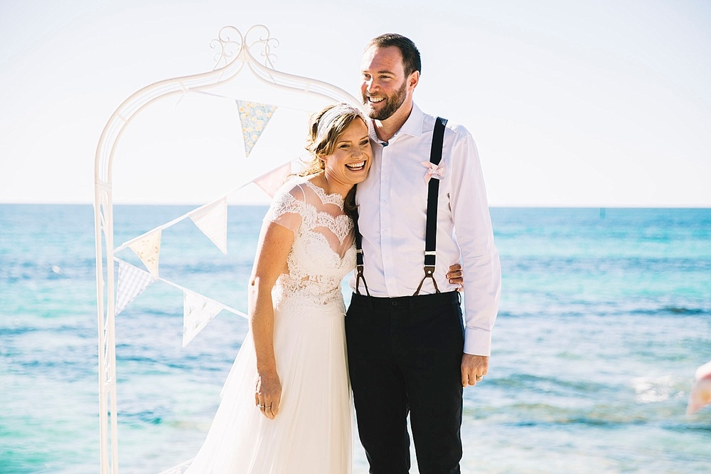 Vintage Rottnest Wedding