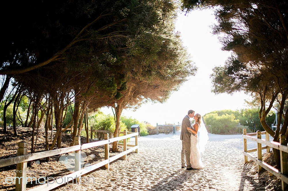 Bathers Beach Wedding