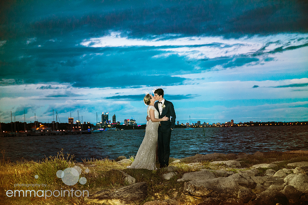 Nedlands Yacht Club Wedding Photography