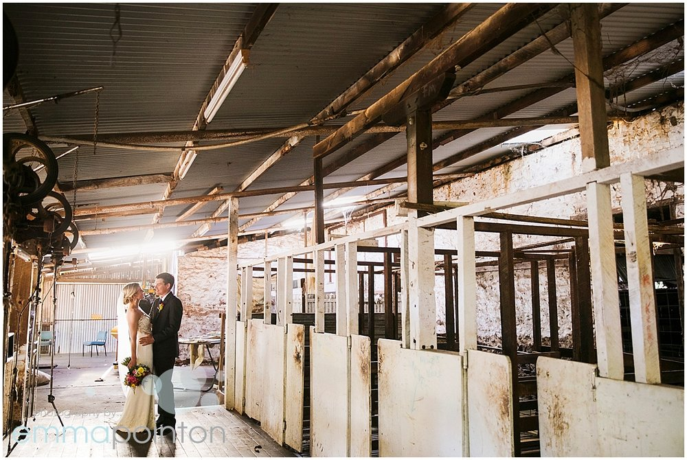 Sheep farm wedding Geraldton Western Australia